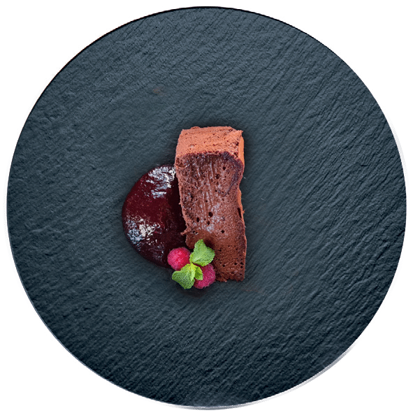 Karamelová panna cotta, butterscotch, vlašský ořech 7,8     135 Kč