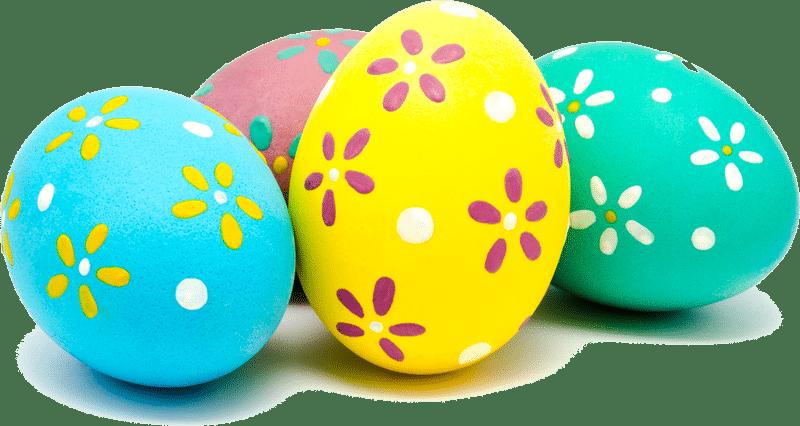 Velikonoční opravdu rumový vaječňák